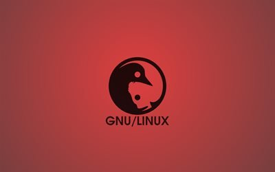Linux, GNU