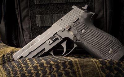 Зиг Зауэр, немецкий самозарядный пистолет, SIG Sauer, P226