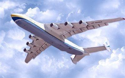 Ан-225 Мрія, Україна, самый большой самолет, Ан-225 Мрия, Украина, Антонов 225, грузовой самолет