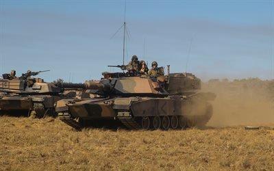 американский танк, М1А1 Абрамс, армия Австралии, Сухопутные войска, M1A1 Abrams
