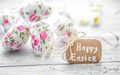 Великдень, великодня декорація, весна, крашанки, Пасха, пасхальная декорация, пасхальные яйца