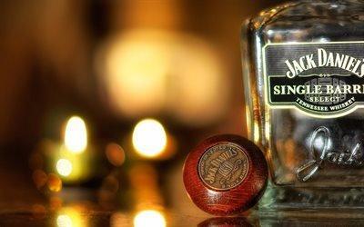 Бутылка, Jack Daniels, Джек Дэниэлс, кукурузный виски, штат Теннеси