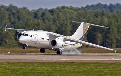 АН-158, пассажирский самолет, украинские самолеты, Украина, Антонов