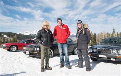 The Grand Tour, автомобильная телепрограмма, 2017, Джереми Кларксон, Jeremy Clarkson, Ричард Хаммонд, Richard Hammond, Джеймс Мэй, James May