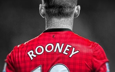 Уэйн, Рунни, Манчестер, Юнайтед, Wayne, Mark, Rooney