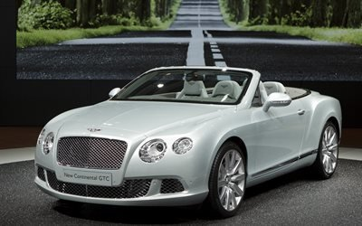 Бэнтли, Континенталь, Bentley, Continental, GTC