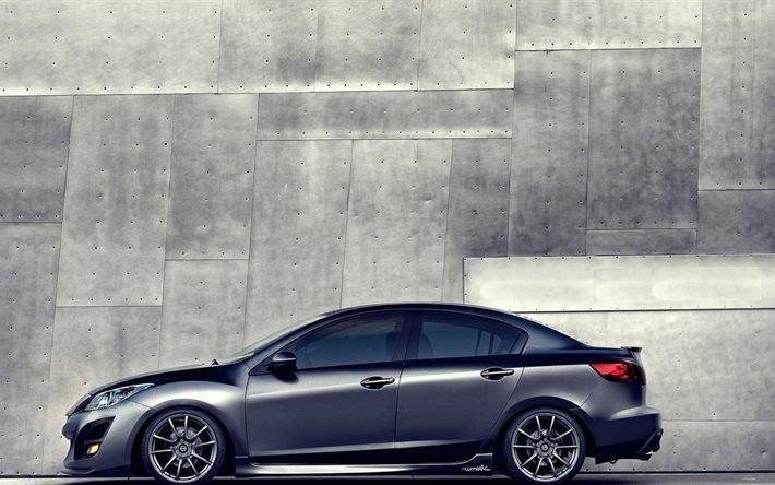 Мазда, 3, 2012, седан, Mazda