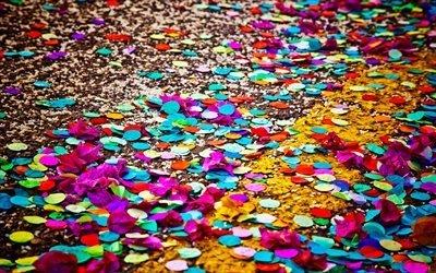 пелюстки, роза, цветы, пол