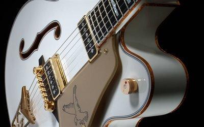 Белая, гитара, Біла, гітара