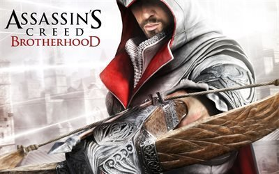 Assassin, Creed, Brotherhood