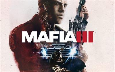 игра, Mafia III, Mafia 3, Мафия 3