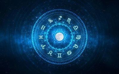 Астрология, Гороскоп, Знаки зодиака, Текстуры