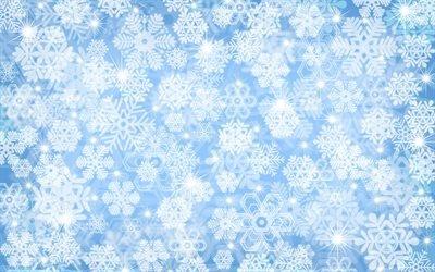 обои снег, снежинки, зима, wallpaper snow, snowflakes, winter