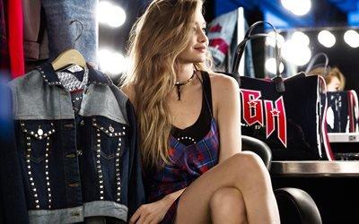 Джиджи Хадид, Gigi Hadid, американская топ-модель, american fashion model, Джелена Нура Хадид, Jelena Noura Hadid