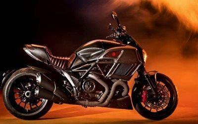 Дукати Диавель, 2017, супербайки, Дукати Дьявол, Ducati Diavel Diesel
