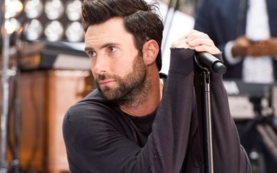 Адам Левин, знаменитости, американский певец, суперзвезды, Maroon 5, Марун Файф