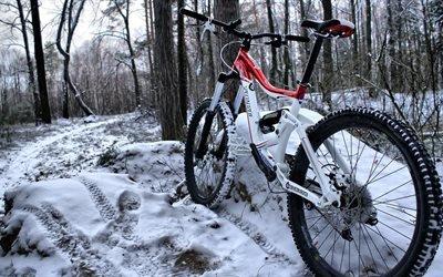 велосипед, мунтинг байк, гірський велосипед