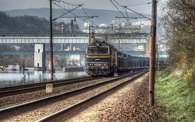Железная дорога, Локомотив, Чехия
