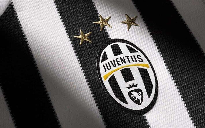 Ювентус, Турин, футбол, эмблема, Juventus, 2015-2016, Adidas