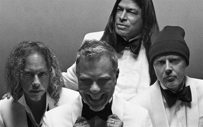Metallica, американская метал-группа, Джеймс Хетфилд, James Hetfield, Ларс Ульрих, Lars Ulrich, Кирк Хэмметт, Kirk Hammett, Роберт Трухильо, Robert Trujillo