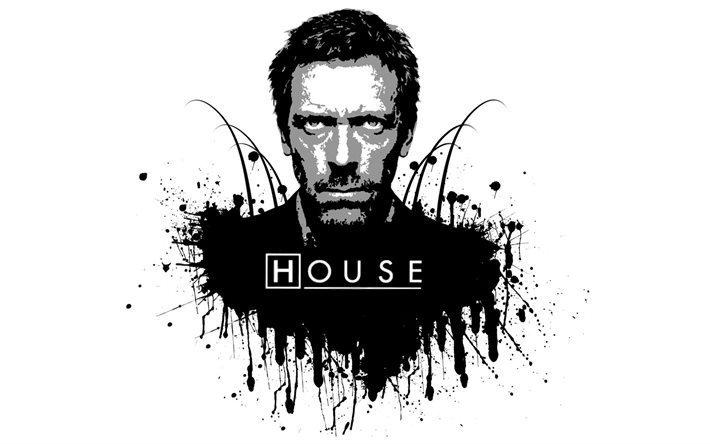 доктор хаус, House, Хью Лори