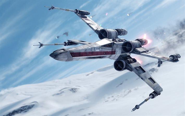 Star Wars - Battlefront, 2015, компьютерная игра, шутер