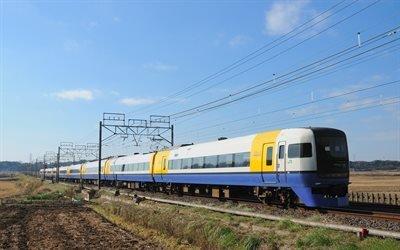 поезд, локомотив, электричка