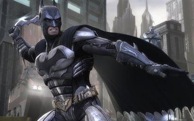 Бэтмен, Бетмен