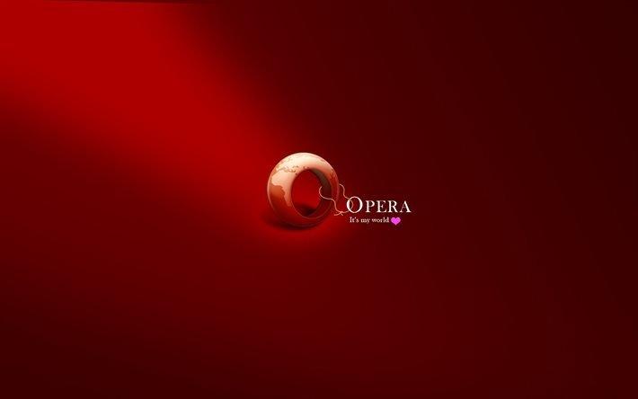 Браузер, Опера, Opera