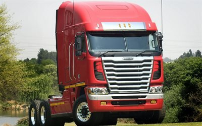 Freightliner, Argosy, тягач