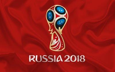 Чемпионат мира по футболу 2018, Россия 2018, эмблема, логотип, ФИФА, FIFA 2018, футбол