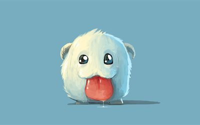 Поро, Poro, League of Legends, MOBA