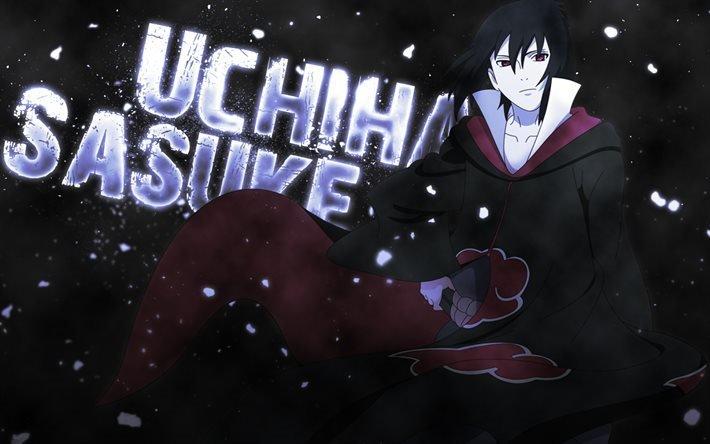 Саске Учиха, манга, аниме-сериал, Наруто