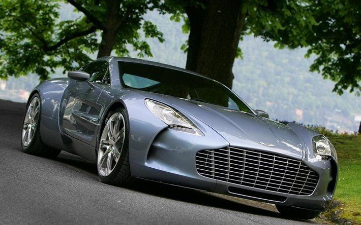 Aston Martin, One-77, Астон Мартин, Астон