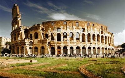 фото, Рим, Италия, колизей