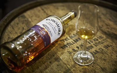 Боумор, шотландский виски, Bowmore, Scotch whisky