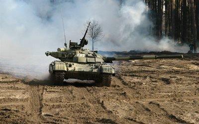 боевой танк, Т-64, армия, Украина