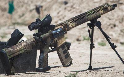 штурмовая винтовка, камуфляж, оружие, винтовки, штурмова гвинтівка, зброя, гвинтівки