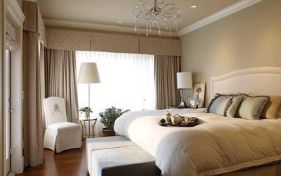 дизайн, помещение, спальня