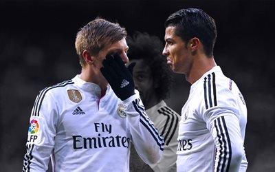 Реал Мадрид, Тони Кроос, Криштиану Роналду, Галактикос, Ла Лига, Реал, Роналду