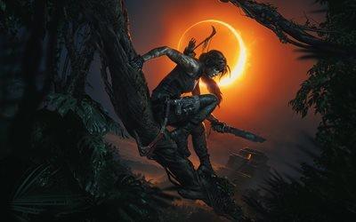 Shadow of the Tomb Raider, Тень расхитительницы гробниц, 2018, компьютерная игра в жанре экшн