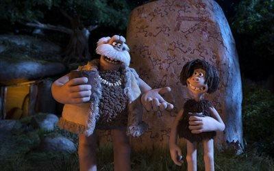 Дикие предки, Early Man, 2018, мультфильм, комедия