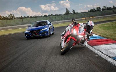 Хонда, спортивный мотоцикл, Honda, Honda CBR650F
