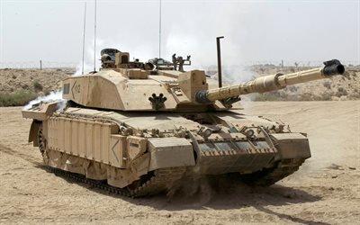 Челленджер 2, британский боевой танк, бронетехника, Великобритания, Challenger II, Сухопутные войска