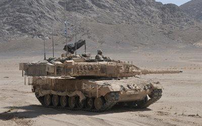 немецкий боевой танк, Леопард 2А6, военная техника, бронетехника, Leopard 2A6M, Армия Германии