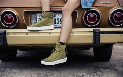 Стиль, Мода, Кроссовки, Style, Fashion, Sneakers, Puma