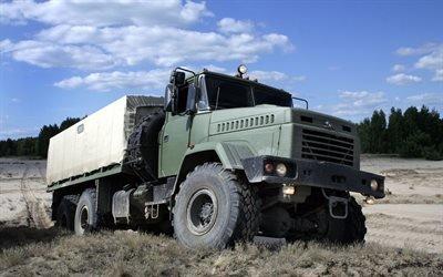 военный грузовик, КрАЗ-260, армия Украины, kraz-260