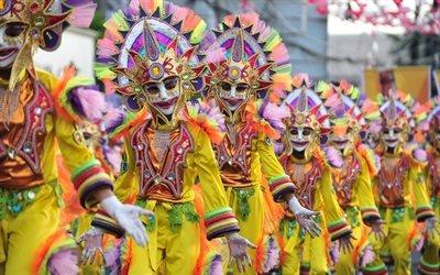 Праздники, Фестиваль, Масскара, Филиппины