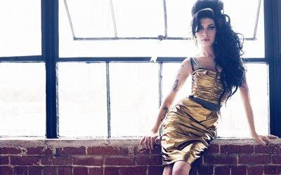 Эми Уайнхаус, Amy Winehouse, британская певица и автор песен