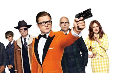 Kingsman : Золотое кольцо, Kingsman : The Golden Circle, 2017, комедия, боевик